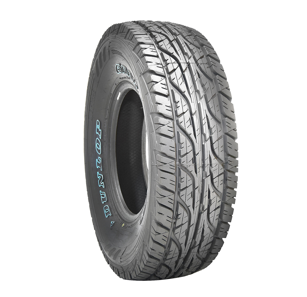 About the tires Dunlop GrandTrek AT3 and others for SUVs